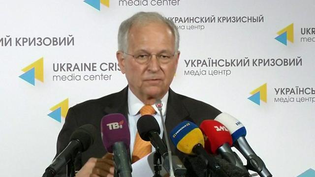 OSCE Concerned for Ukraine Election Security