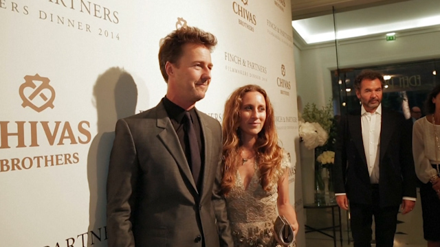 Edward Norton Toasts FilmAid at Cannes Dinner