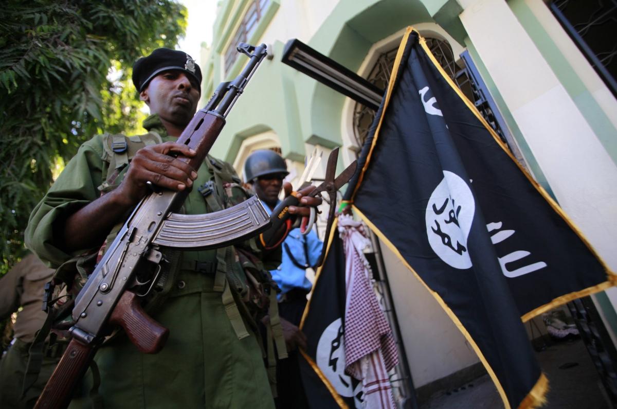 Somalia Kenya Shabaab