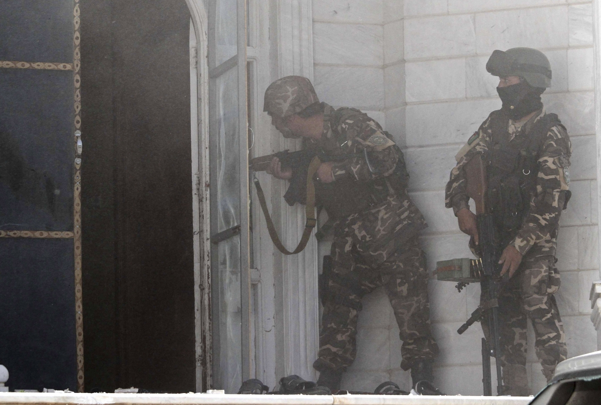 Indian embassy attack in Afghan's Herat