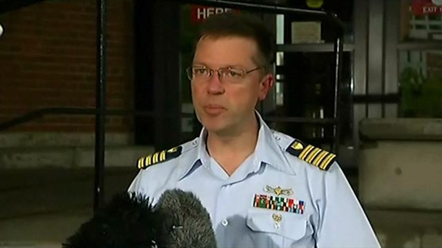 Coast Guard may Suspend British Sailor Search Friday