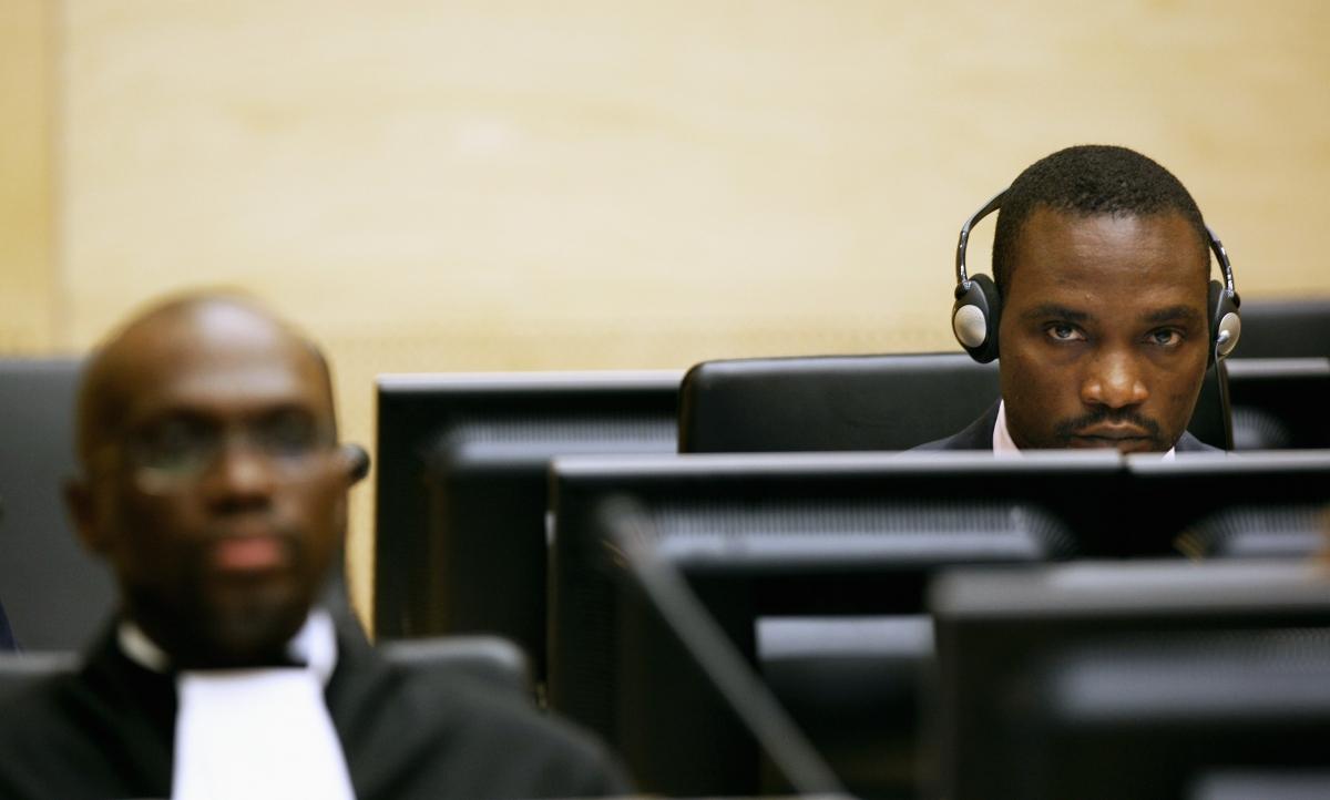 Katanga Criminal Court ICC