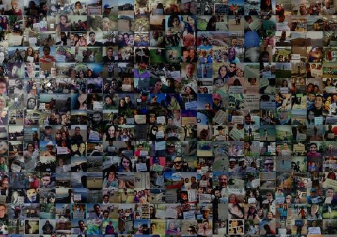 global selfie zoom