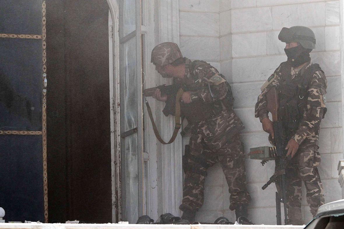 blast afghan