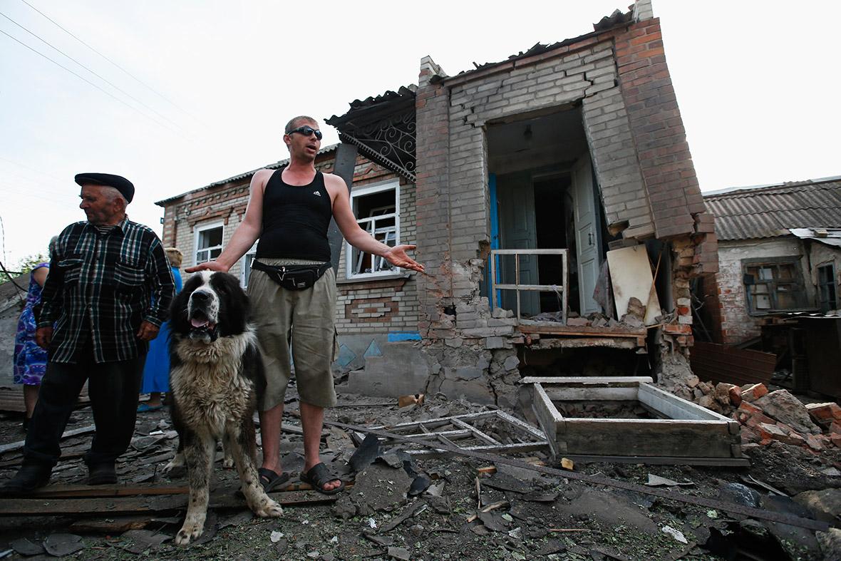 blast ukraine
