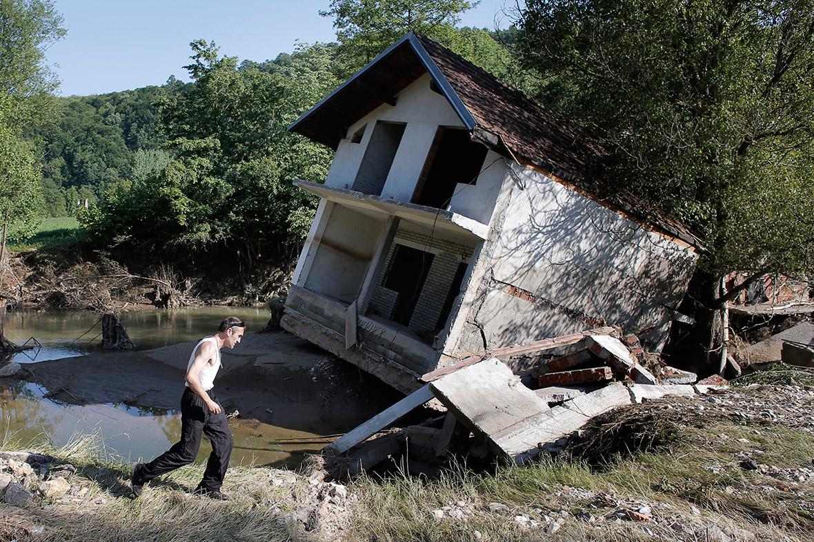 floods serbia