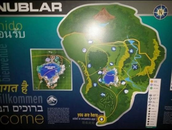 Jurassic world fully operational jurassic park map leaks confirming jurassic world jplegacy gumiabroncs Choice Image