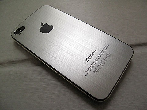 iPhone 5 Will Have New Curved Case With Larger Screen Display (IMAGES)