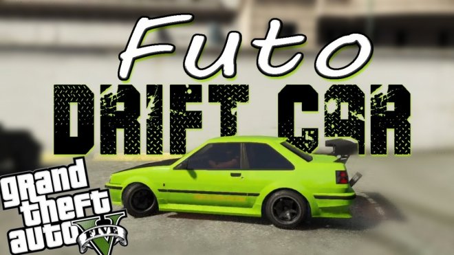 Gta  Karin Futo Drift Build