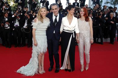 Kristen Stewart at Cannes 2014