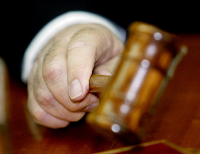 Judge Robert Morin sentenced Sosefina Amoa to four years in prison and called the case a