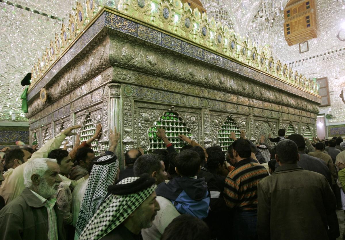 Imam al-Khadim shrine in Baghdad