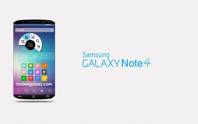Galaxy Note 4: Aqua Capture and Smart Fingerprint Features Under Testing Confirms Insider