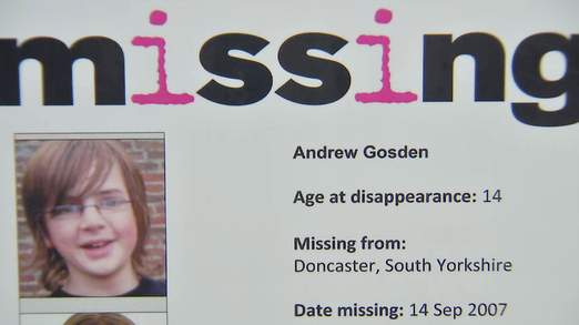 The Big Tweet for Missing Children