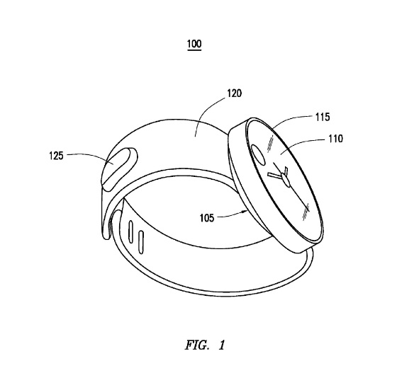 Samsung new wearable