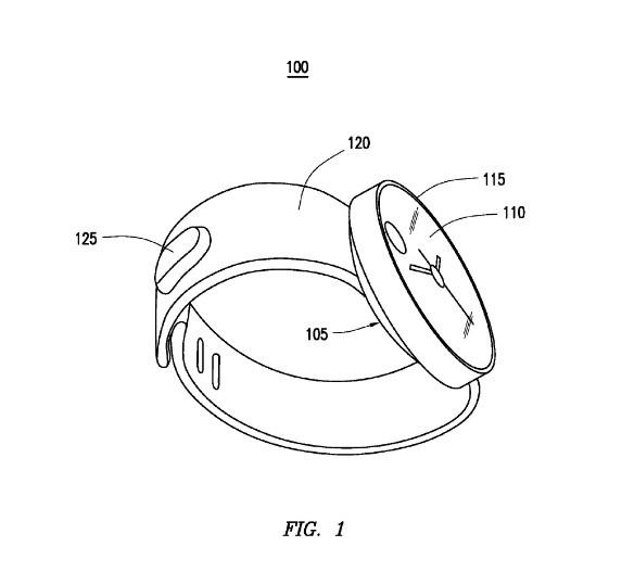 Samsung new wearable