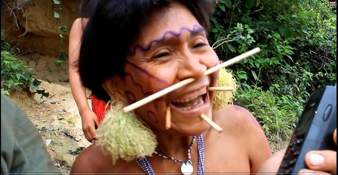 US Man Reunites with Mother from Amazonian Tribe