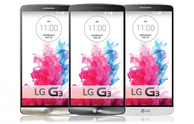 LG G3 Specifications and Features Leaked via Official Website Ahead of Release