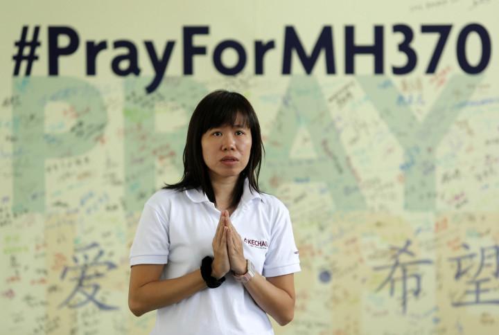 Pray for MH370