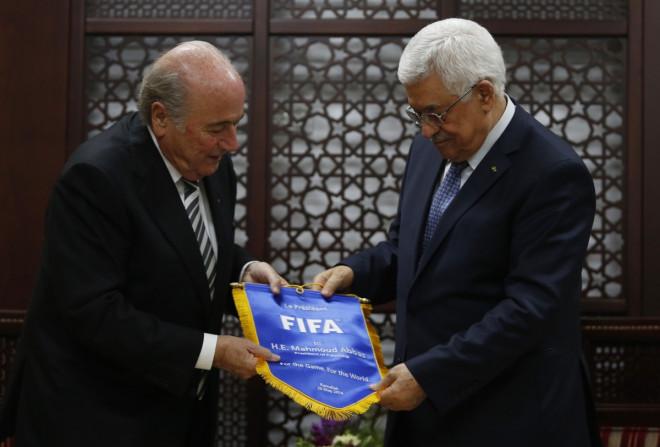 Blatter Abbas