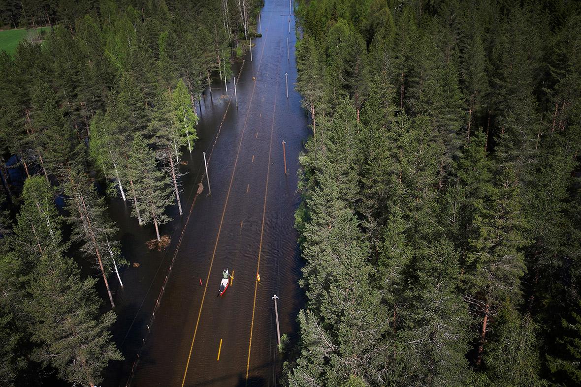 floods norway