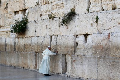 pope wall