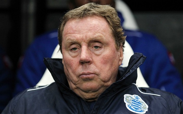 Harry Redknapp: I've Got an Appetite for Premier League