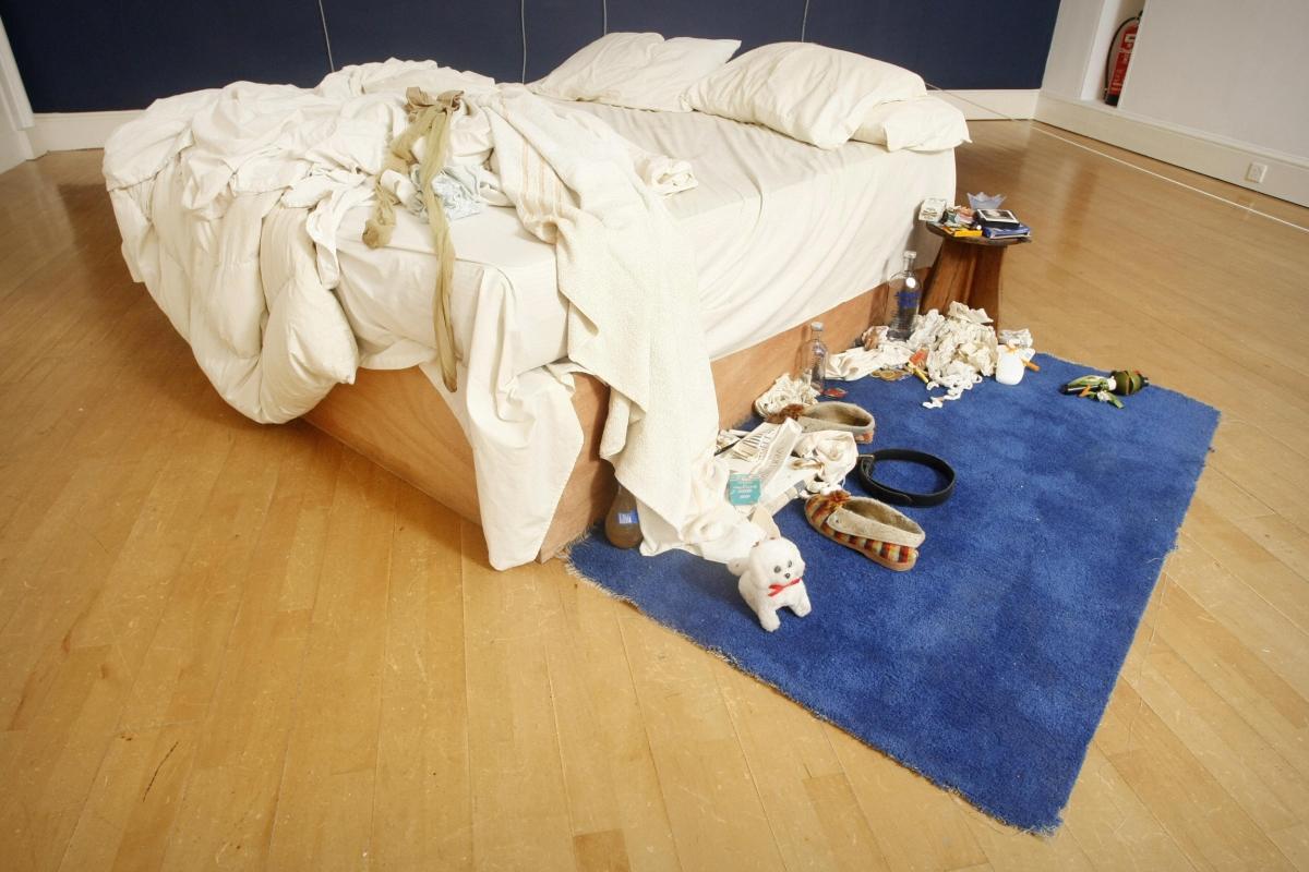 tracey emin u0026 39 s my bed to be sold for  u00a31 2m at auction