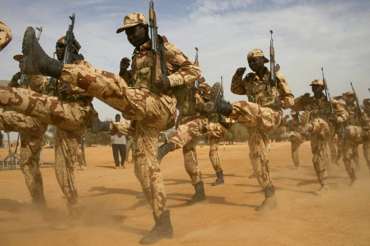 US Special Forces \'Training Crack Anti-Terror Commandos in Libya