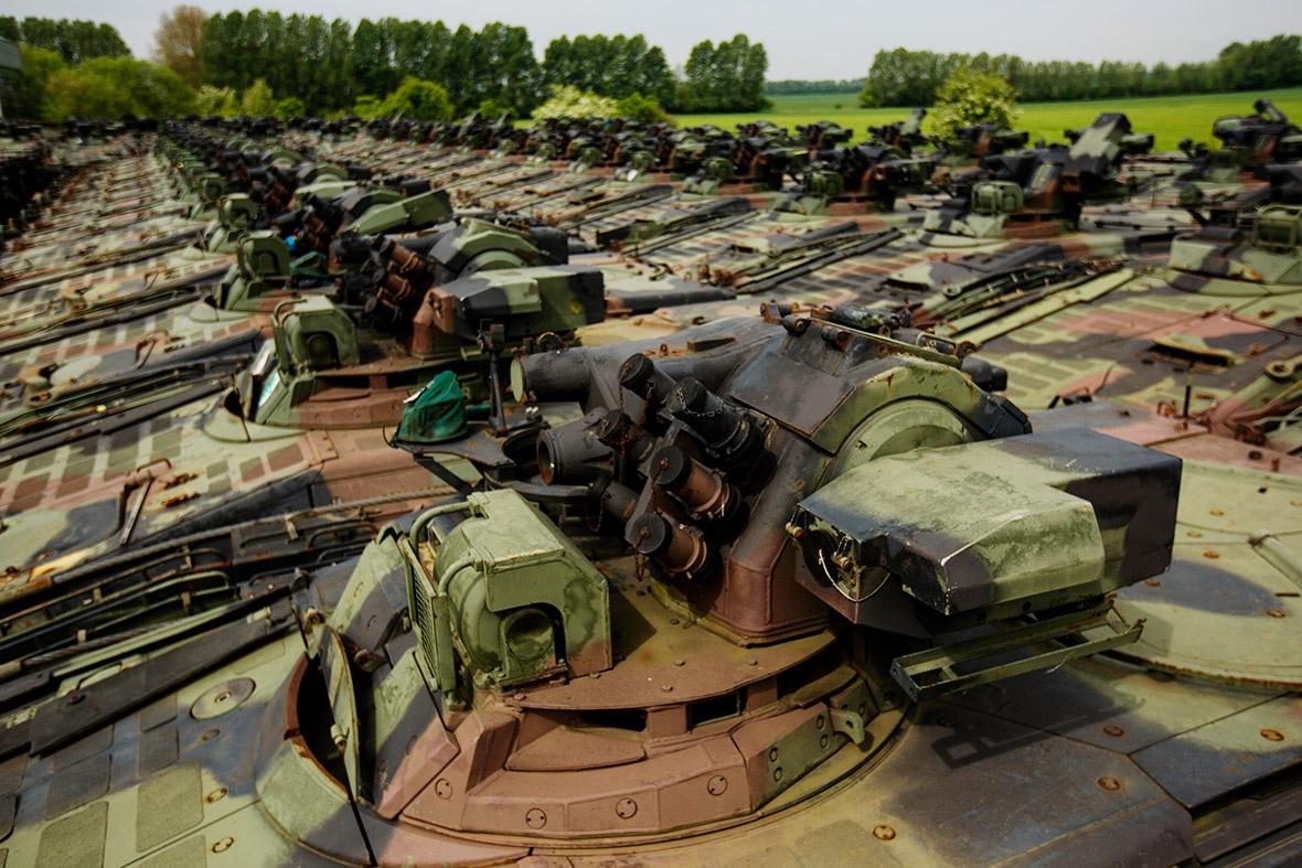 tanks angle