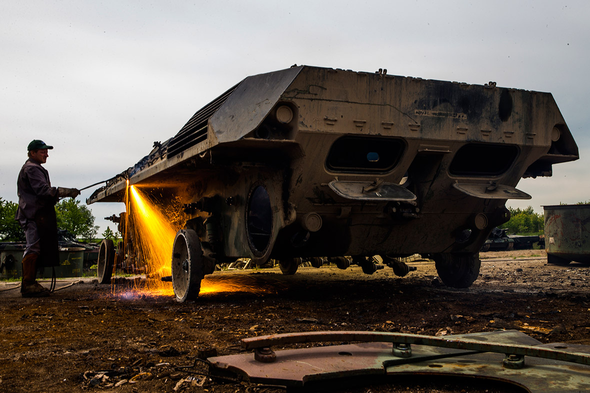 tank body