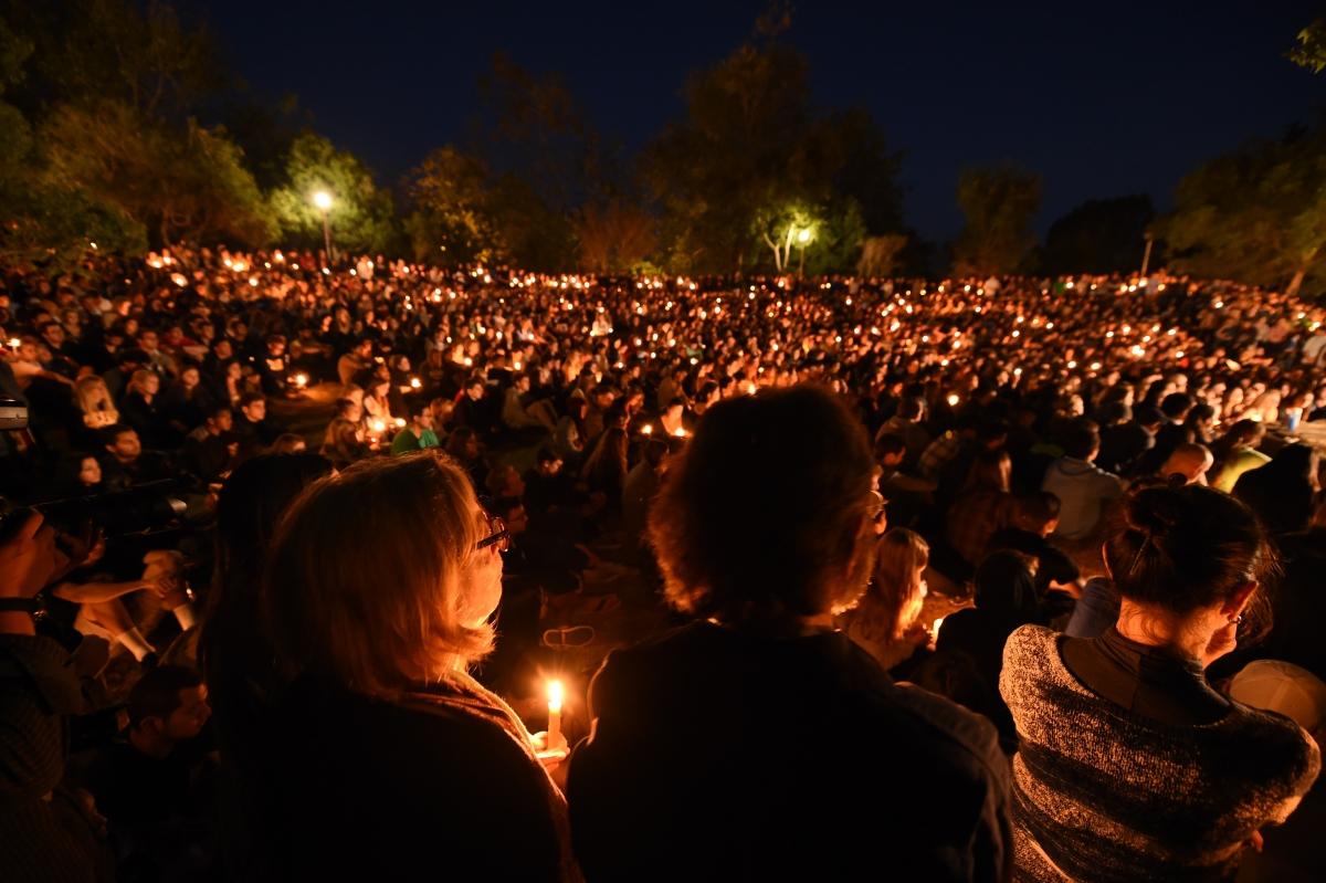 Elliot Rodger shooting memorial victims