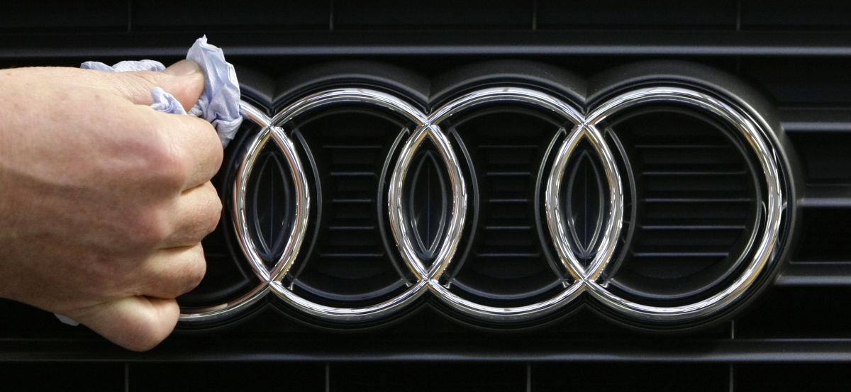Audi Nazi car