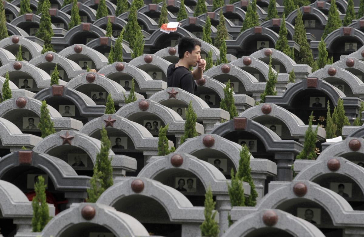 China Asia Suicide Village