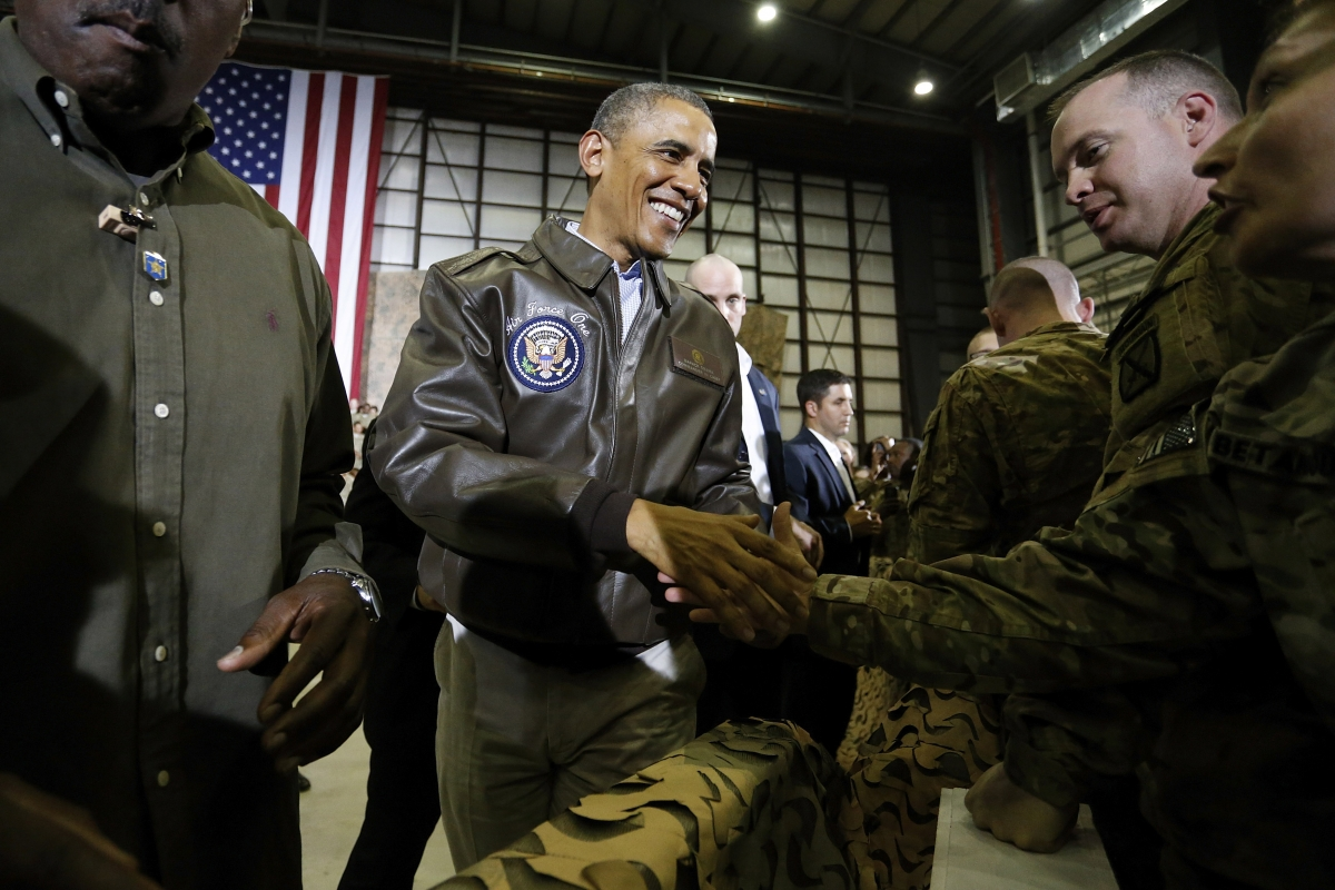 Obama to Keep 9,800 US Troops in Afghanistan after 2014 Withdrawal