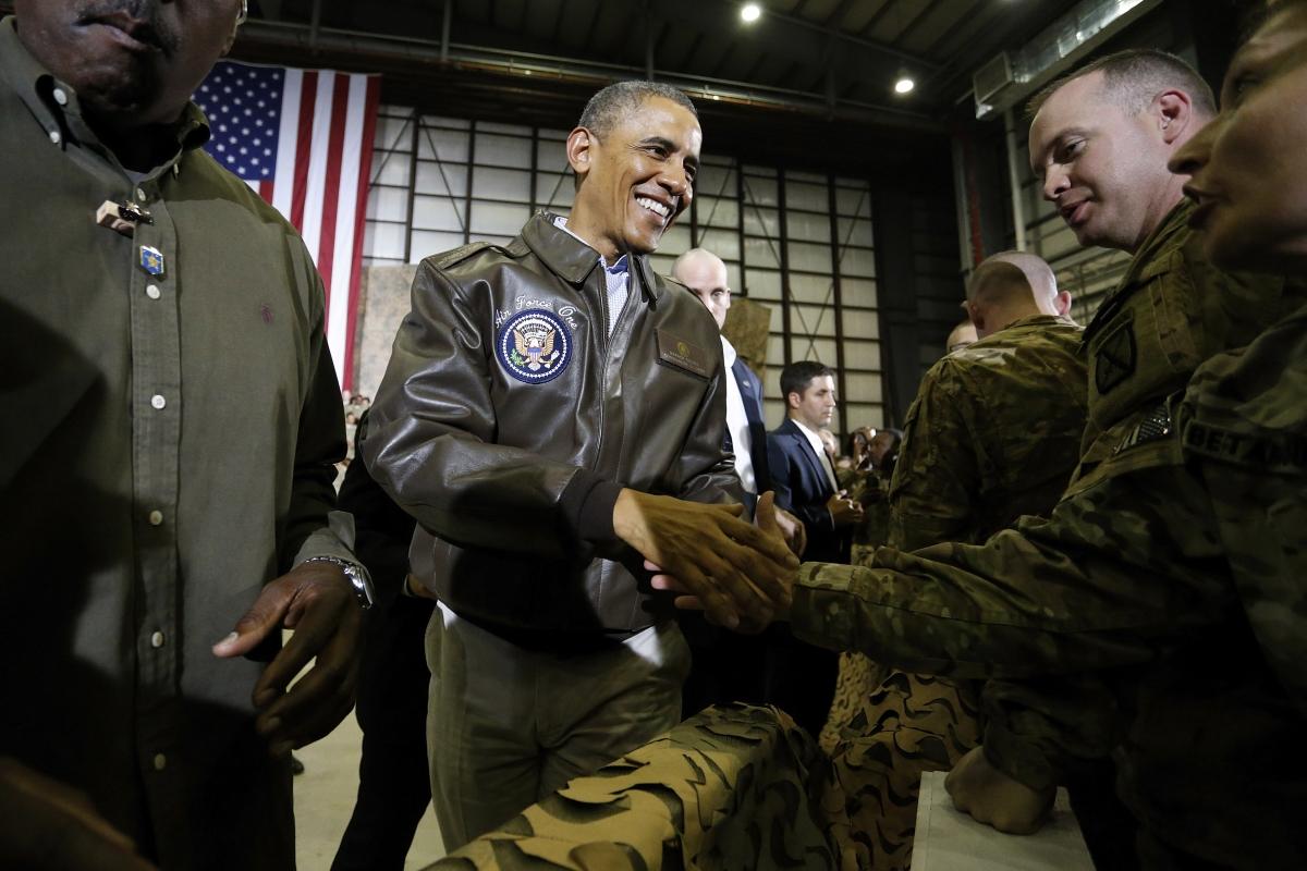 Obama to Keep 9,800 US Troops in Afghanistan after 2014 Withdrawal