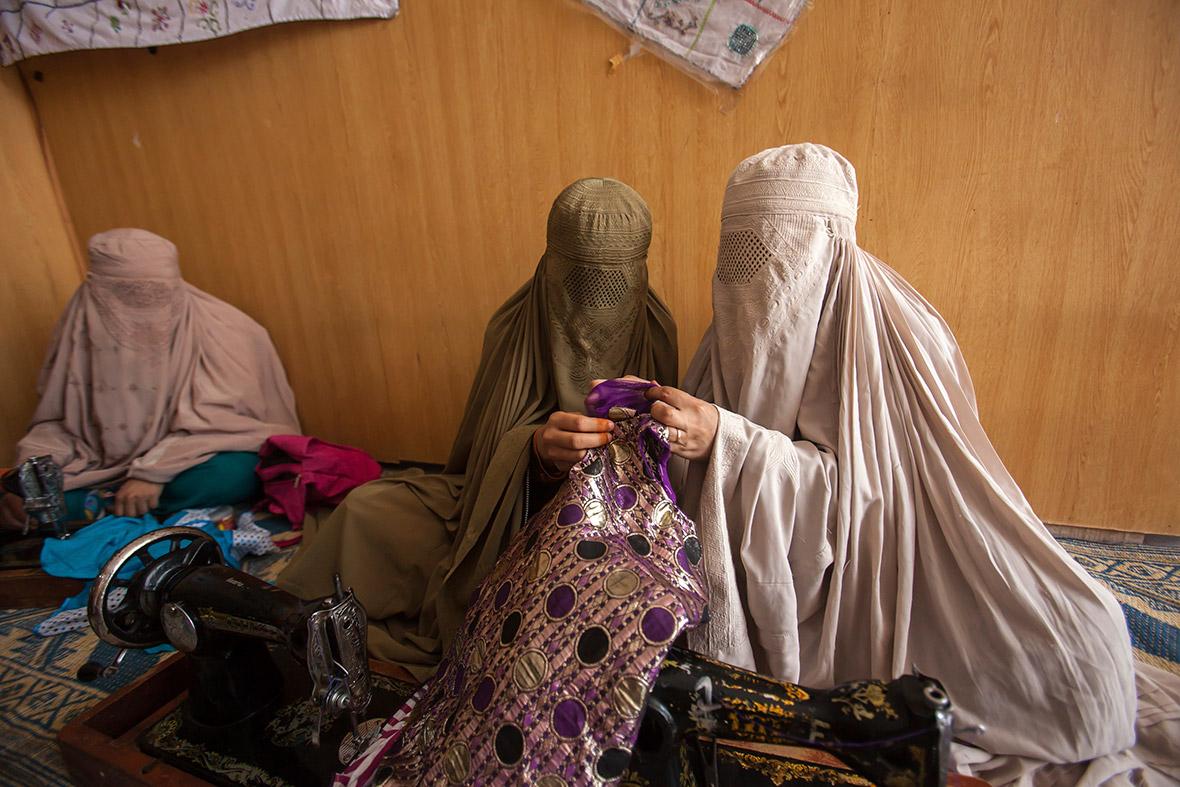 muslim afghan