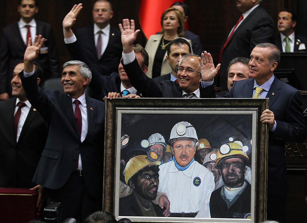 turkey miner