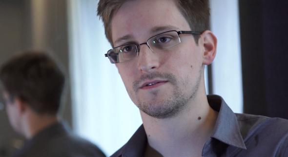 Edward Snowden: I Was Trained as a Spy for CIA