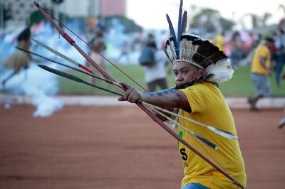 bow arrow