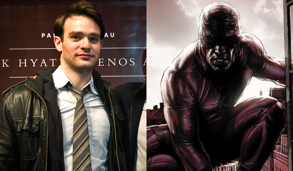 Marvel's Daredevil Casts Charlie Cox As Blind Superhero