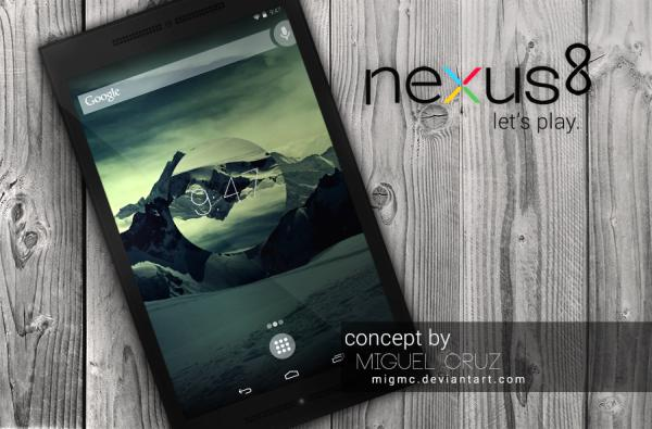 Nexus 8 Powered by Tegra Processor Coming to Google I/O