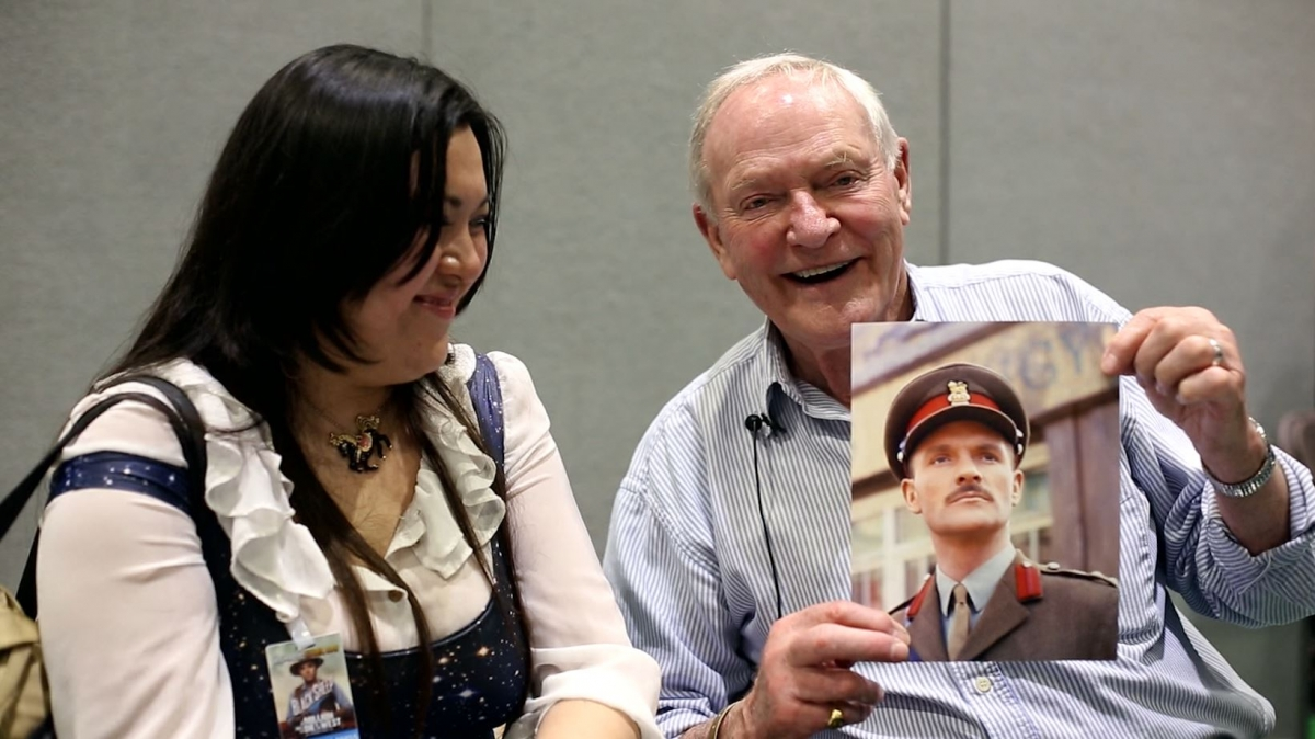 Julian Glover talks Game of Thrones, Star Wars and Doctor Who