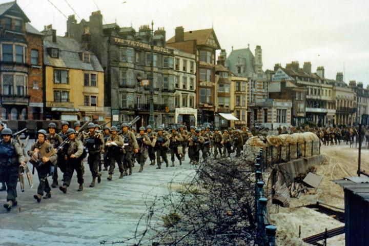 weymouth 1944