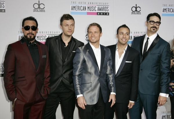 Backstreet Boys are performing at Hyde Park