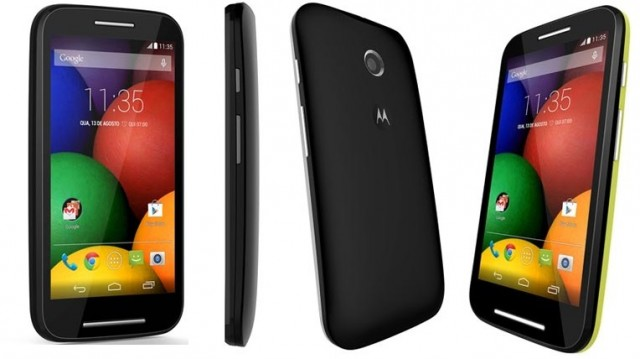 First-Gen Moto E gets Android 5.1