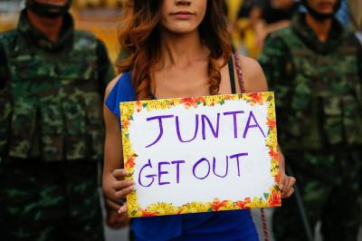 sign junta