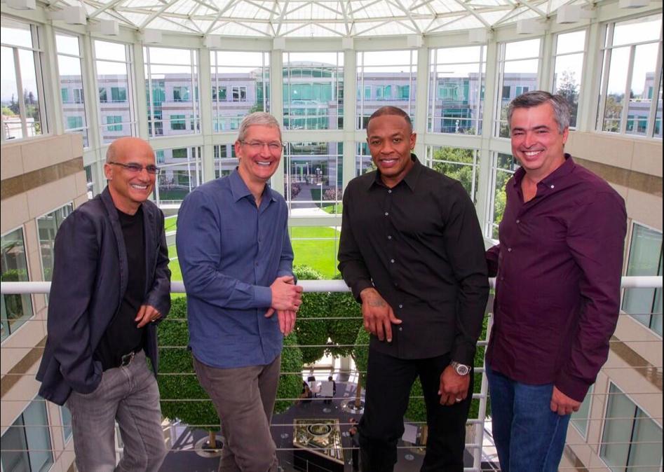 Apple confirms $3bn Beats deal