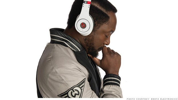 Will.i.Am Silent Partner in Beats