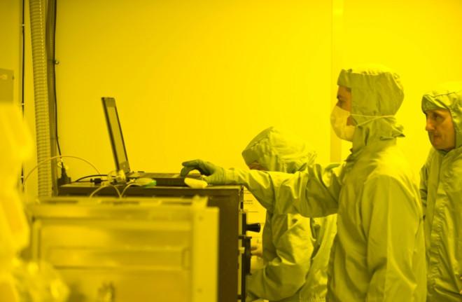 James Watt Nanofabrication Centre